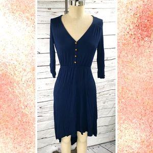 5/ $25 High low slip on dress 👗